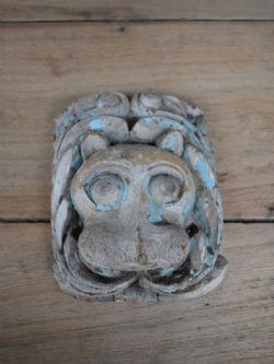 Monkey Carving - Architectural circa 1900 - 1 of a pair but sold separately